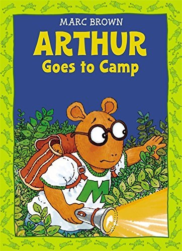 Marc Brown Arthur Goes To Camp
