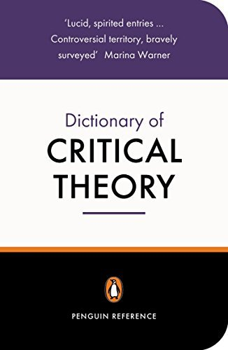David Macey The Penguin Dictionary Of Critical Theory
