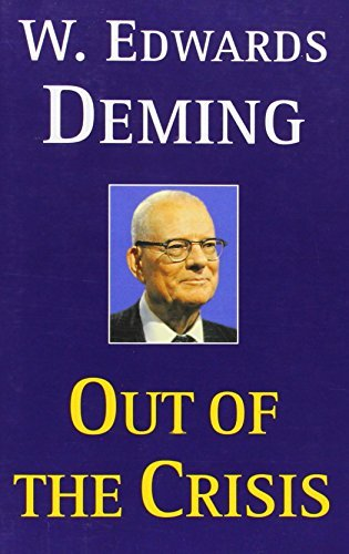 W. Edwards Deming Out Of The Crisis 0002 Edition;