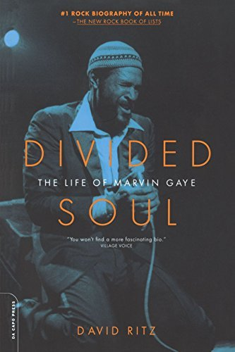 David Ritz Divided Soul The Life Of Marvin Gaye