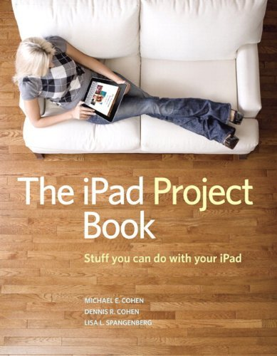 Peachpit Press The Ipad Project Book