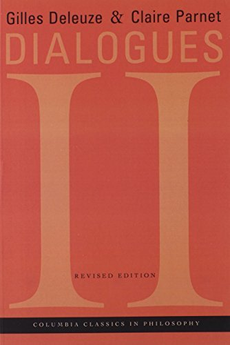 Gilles Deleuze Dialogues Ii (revised) 0002 Edition;revised