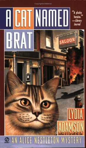 Lydia Adamson A Cat Named Brat