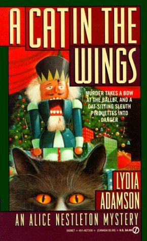 Lydia Adamson A Cat In The Wings