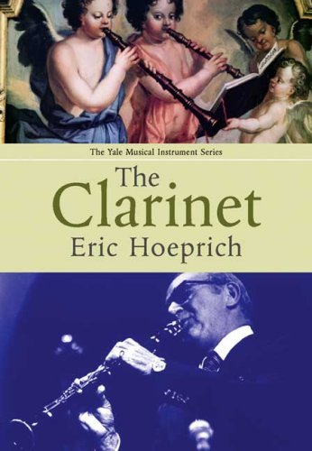 Eric Hoeprich The Clarinet