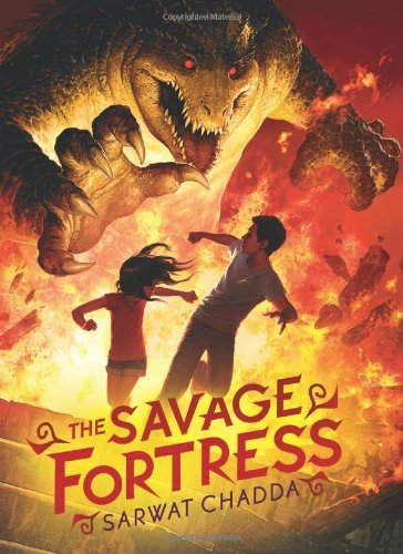 Sarwat Chadda The Savage Fortress