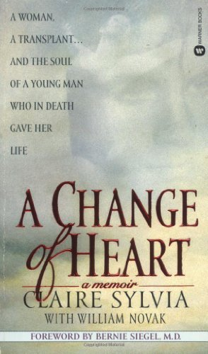 Claire Sylvia A Change Of Heart