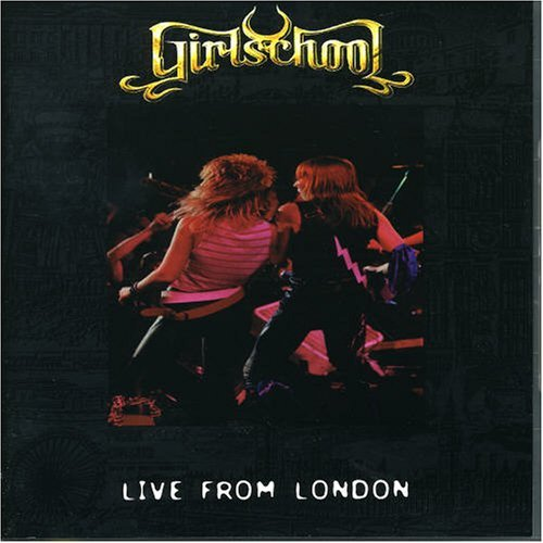 Girlschool Live From London Import Gbr