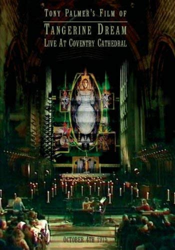 Tangerine Dream Live At Coventry Cathedral 197 Import Ntsc (0)