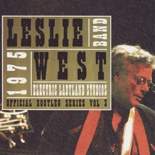 West Leslie Electric Ladyland Studios 1975 2 CD Set
