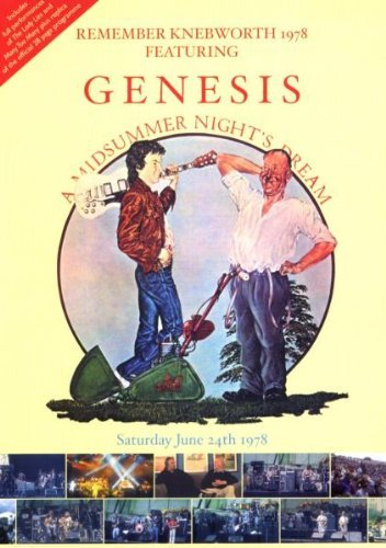 Genesis Remember Knebworth