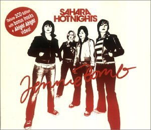 Sahara Hotnights Jennie Bomb Deluxe Edition 2 CD Set Incl. Bonus Tracks