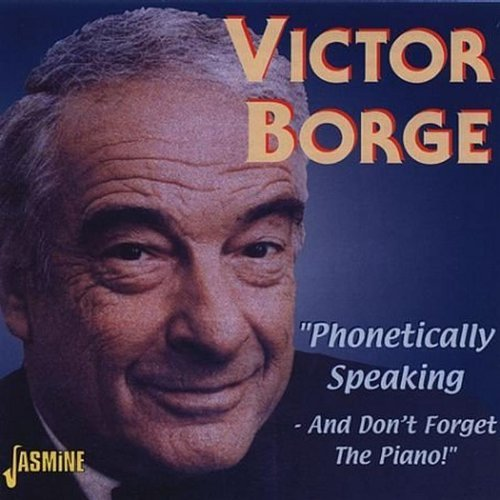 Victor Borge Phonetically Speaking And Don' Import Gbr