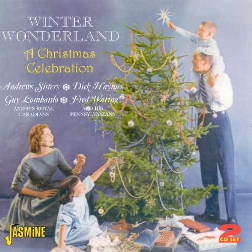 Winter Wonderland A Christmas Winter Wonderland A Christmas Import Gbr 2 CD
