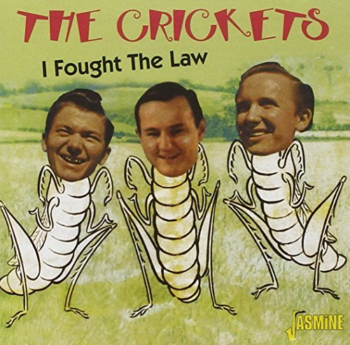 Crickets Fought The Law Import Gbr