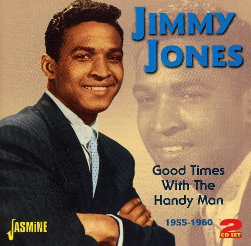 Jimmy Jones Good Times With The Handy Man Import Gbr 2 CD