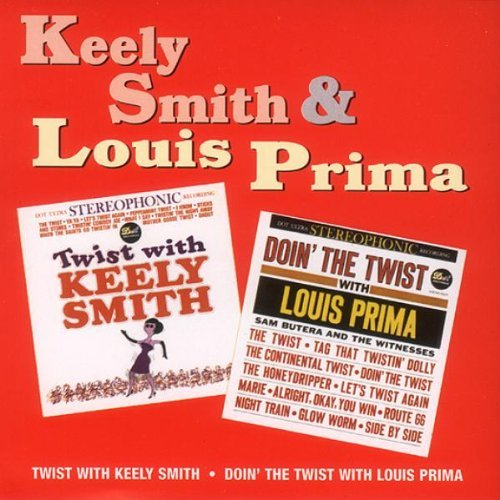 Smith Prima Twist With Doin' The Twist Wit Import Gbr 2 Artists On 1