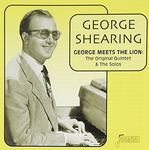 George Shearing George Meets The Lion Original Import Gbr