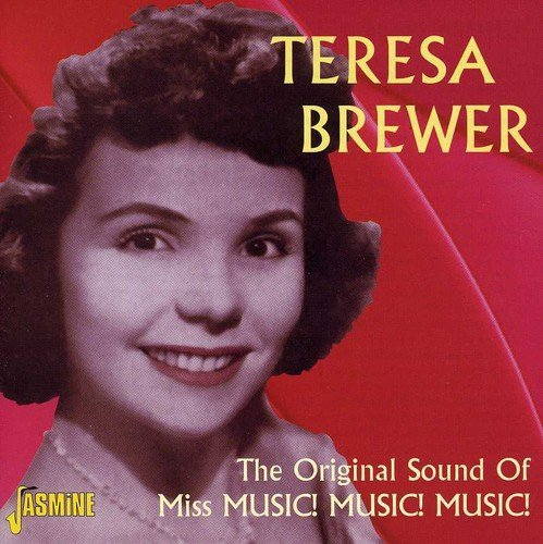 Brewer Teresa Original Sound Of Miss Music! Import Gbr