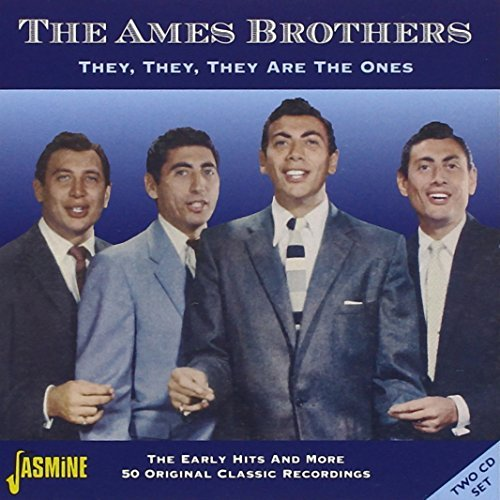 Ames Brothers They They They Are The Ones Ea Import Gbr 2 CD Set
