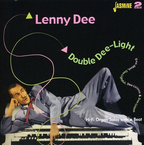Lenny Dee Double Dee Light (dee Most Dee 2 CD Set