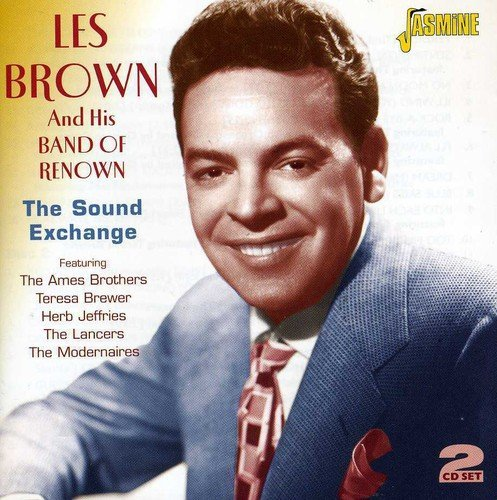 Brown Les & His Band Of Renown Sound Exchange 2 CD Set