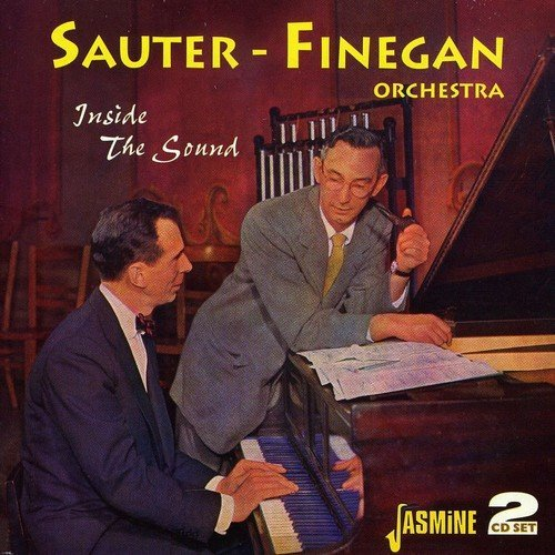 Sauter Finegan Orchestra Inside The Sound 2 CD Set