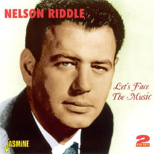 Nelson Riddle Lets Face The Music Import Gbr 2 CD Set