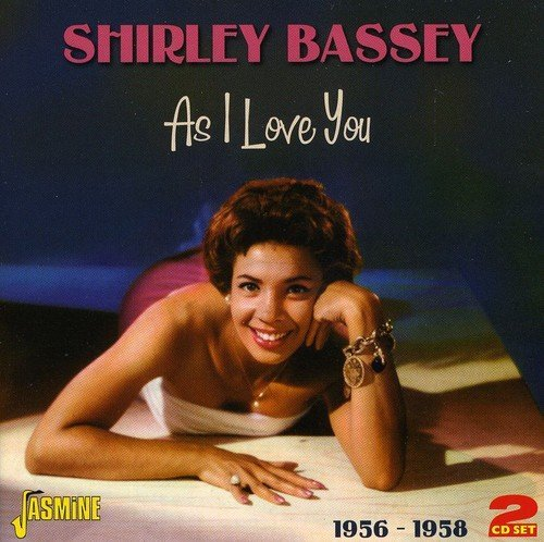 Shirley Bassey As I Love You 2 CD