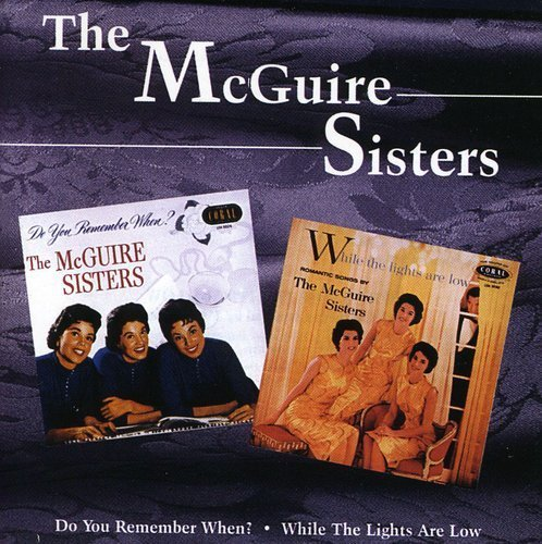 Mcguire Sisters Do You Remember When? While Th Import Gbr 2 On 1