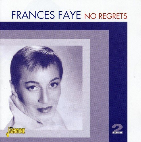 Frances Faye No Regrets 2 CD Set