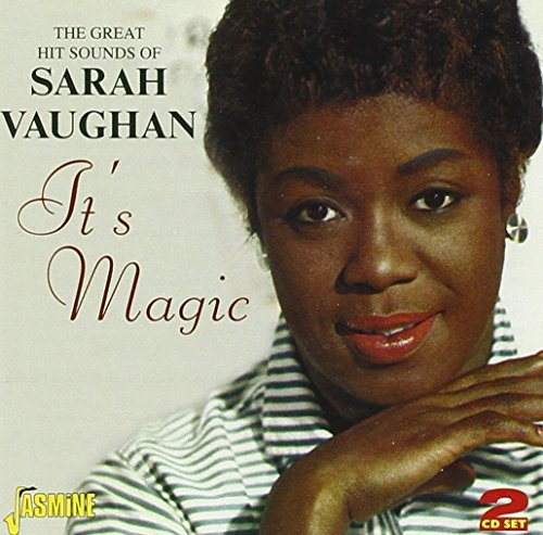 Sarah Vaughan Its Magic Import Gbr 2 CD