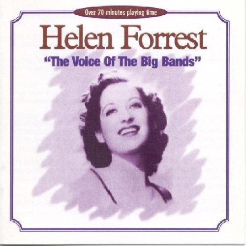 Forrest Helen Voice Of The Big Bands Import Gbr
