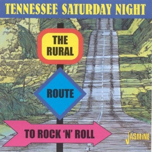 Tennessee Saturday Night Ru Tennessee Saturday Night Rural Import Gbr Foley Clements Carlisle Monroe