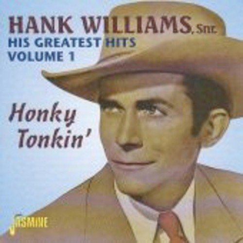 Hank Williams Sr. Vol. 1 Greatest Hits Honky Ton Import Gbr