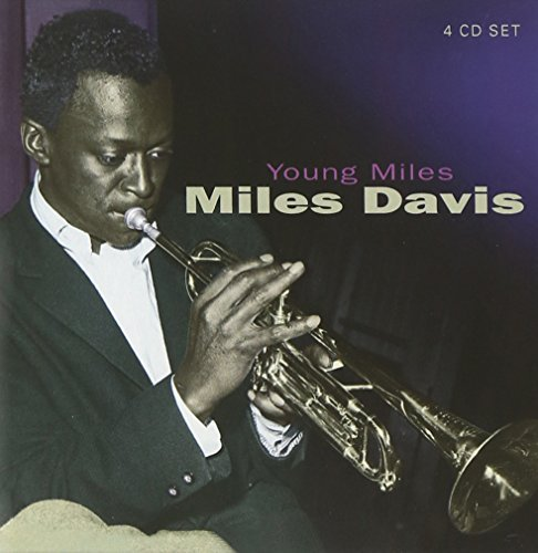 Miles Davis Young Miles 4 CD Set