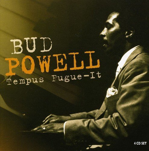 Powell Bud Tempest Fugue It (mini Lp Slee Import Gbr 4 CD
