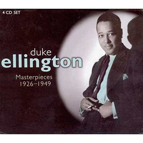 Ellington Duke Masterpieces 1926 49 (mini Lp Import Gbr 4 CD