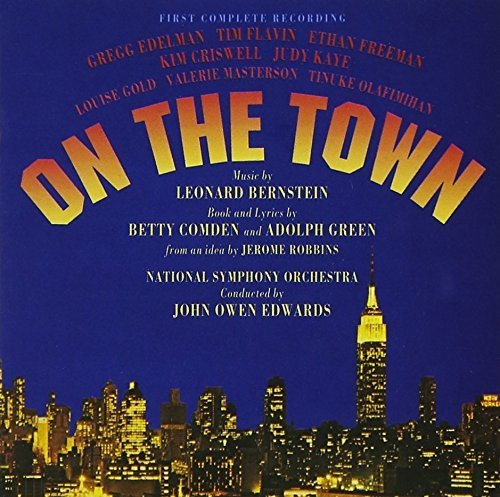 L. Bernstein On The Town Complete Recording