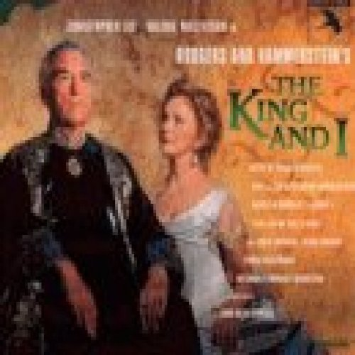 Broadway Revival Cast King & I Music By Rodgers & Hammerstein