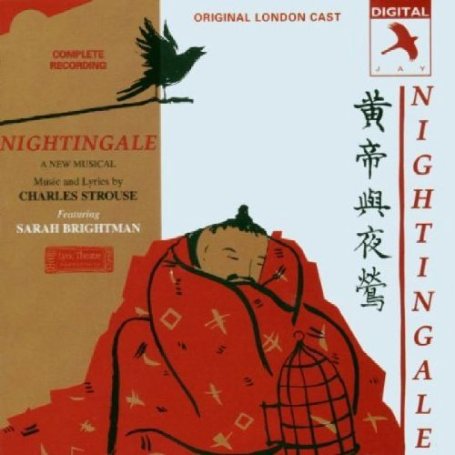 Nightingale Original London Cast Music By Sarah Brightman