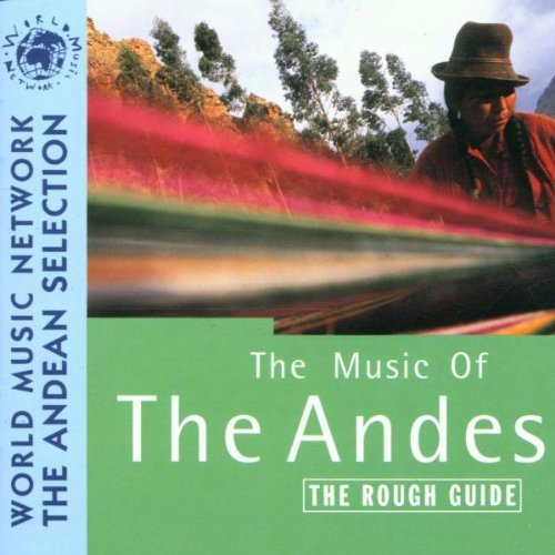 Rough Guide Rg Of The Andes Rough Guide