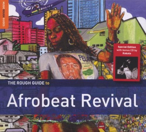 Rough Guide To Afrobeat Reviva Rough Guide To Afrobeat Reviva 2 CD Set