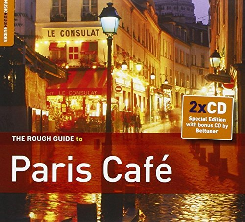 Rough Guide To Paris Cafe (sec Rough Guide To Paris Cafe (sec