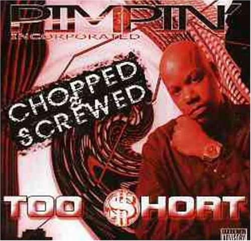 Too Short Pimpin' Inc. Explicit Version Screwed Version Incl. DVD