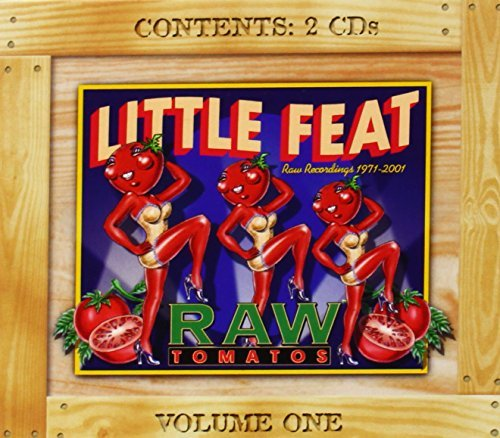 Little Feat Raw Tomatos Incl. Booklet 2 CD Set