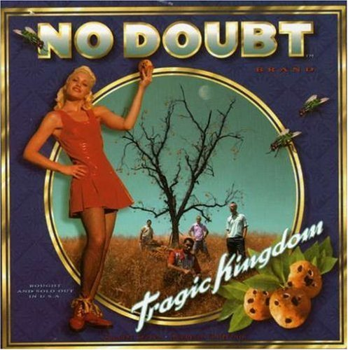 No Doubt Tragic Kingdom Import Eu