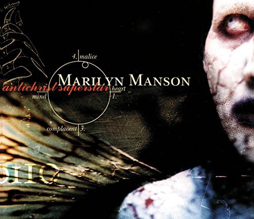 Marilyn Manson Antichrist Superstar Explicit Version