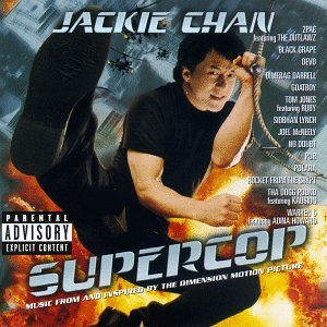 Supercop Soundtrack