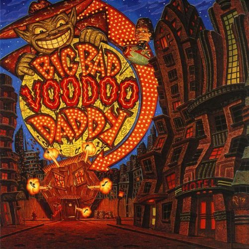 Big Bad Voodoo Daddy Big Bad Voodoo Daddy Second S T Album